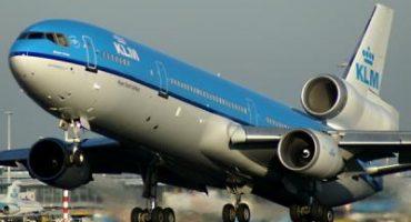 KLM usará aceite de cocina como biocombustible