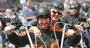 Hamburg Harley Days, la mayor concentración de moteros de Europa