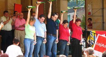 Disfruta del Festival de la Sidra de Nava (Asturias)