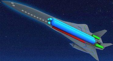 ZEHST: nuevo avión hipersónico