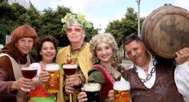 Berlín celebra su Festival Internacional de la cerveza