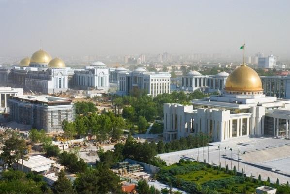Ashgabat (Turkmenistán)