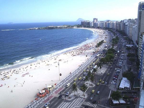 Avenida Atlántica de Río