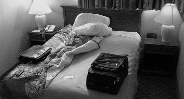 Mantente alerta, ¿qué no debes hacer en tu habitación de hotel?