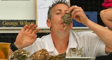 Escápate al festival de la ostra de Whitstable, Inglaterra