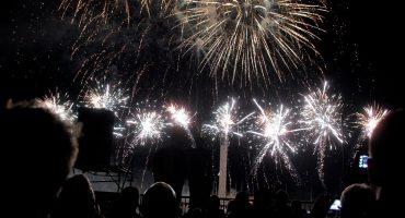 Berlín acoge el campeonato mundial de fuegos artificiales