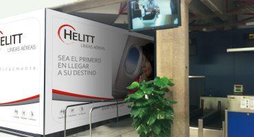 Helitt Líneas Aéreas: nacimiento otoñal en Málaga