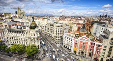 5 nuevos vuelos de Ryanair en Madrid el próximo invierno