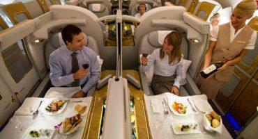 Aerolíneas: los top 5 servicios de primera clase