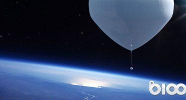 ¿La hora de vuelos espaciales en globo?