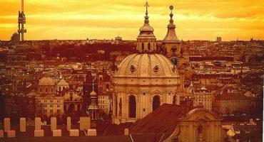 Gangas: vuelos Madrid – Praga por 80 € ida y vuelta