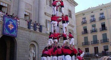 Barcelona celebra la fiesta de La Mercé
