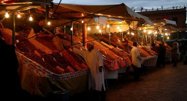 Gangas: vuelos ida y vuelta Madrid – Marrakech por 29 €