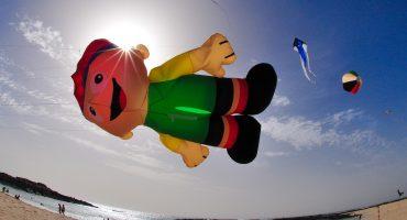 Fuerteventura celebra al Festival Internacional de Cometas