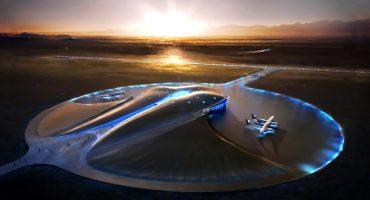 Virgin Galactic: aeropuerto espacial, listo