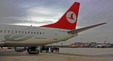 Turkish Airlines y la TV en directo en pleno vuelo