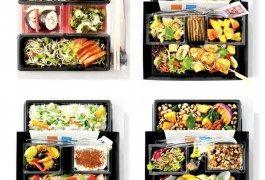 KLM y su nuevo menú Á La Carte