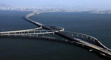 Qingdao Haiwan: el puente más largo del mundo