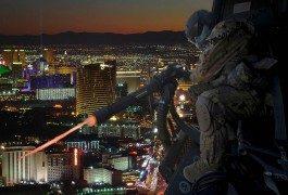 Mundo surrealista: vacaciones en Las Vegas