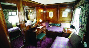 Una Escocia de lujo