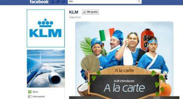 KLM y los compañeros de viaje