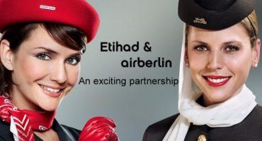 Nuevo acuerdo de colaboración: Airberlin y Etihad Airways