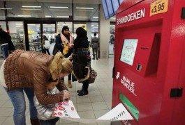 ¿Tu propio cartel de bienvenida? En el aeropuerto de Schiphol es posible