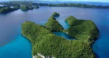 Paraísos perdidos: islas Palau o Palaos