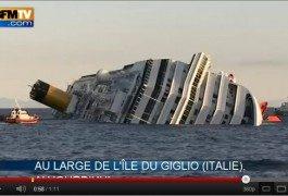 Costa Concordia: historia de un naufragio