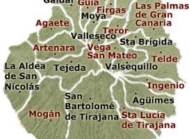 Gangas: vuelo Madrid – Las Palmas de Gran Canaria por 70€ ida y vuelta con Ryanair