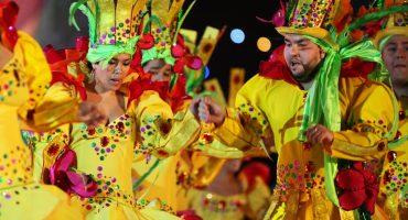 Contra el frío invernal…: Carnaval de Tenerife 2012