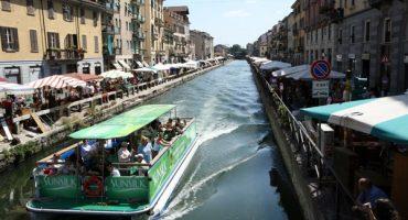 Rincones de Milán: el mercado de los canales