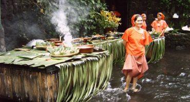 Tierra desconocida: Filipinas y el restaurante de la cascada