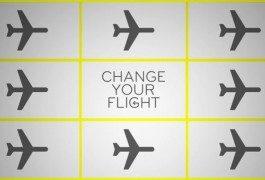 ¿Billetes de avión no usados? Hay solución: ¡Change your flight!