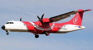 Helitt Líneas Aéreas le da vida al aeropuerto de Badajoz