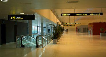 Aeropuerto de Ciudad Real: actividad cero