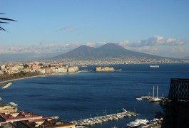 En Nápoles para la Copa América