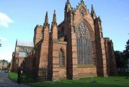Patrimonio británico: Carlisle