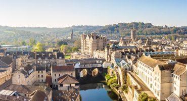 Qué ver y hacer en Bath: una ciudad británica diferente
