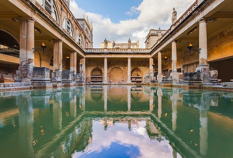 Gran Baño, en Bath