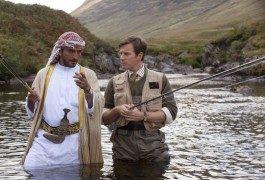 Lo sentimos, no se pesca salmón en Yemen