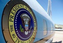 Los aviones de los Jefes de Estado