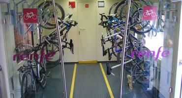 ¿Viajando como bicicleta?