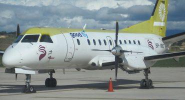 Good Fly, la nueva compañía aérea de Burgos