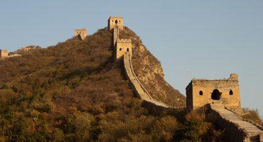 """La Gran Muralla China, cada vez más """"gran"""""""