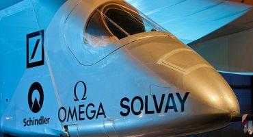 Solar Impulse, de Madrid a Marruecos