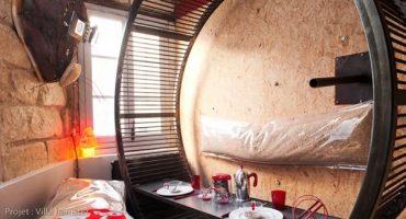 ¡Hotel francés que invita a sus huéspedes a vivir como hamsters!
