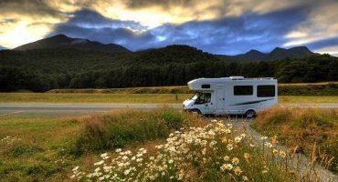 La aventura de viajar en autocaravana