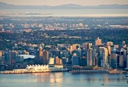 Vancouver por la cara…