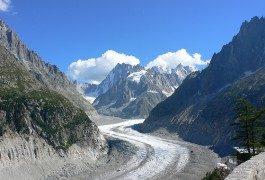 Algunos de los glaciares más bonitos de la vieja Europa